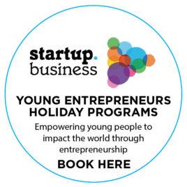 Young Entrepreneurs Holiday Program