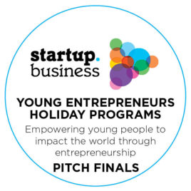 Young Entrepreneurs Holiday Program: Pitch Comp