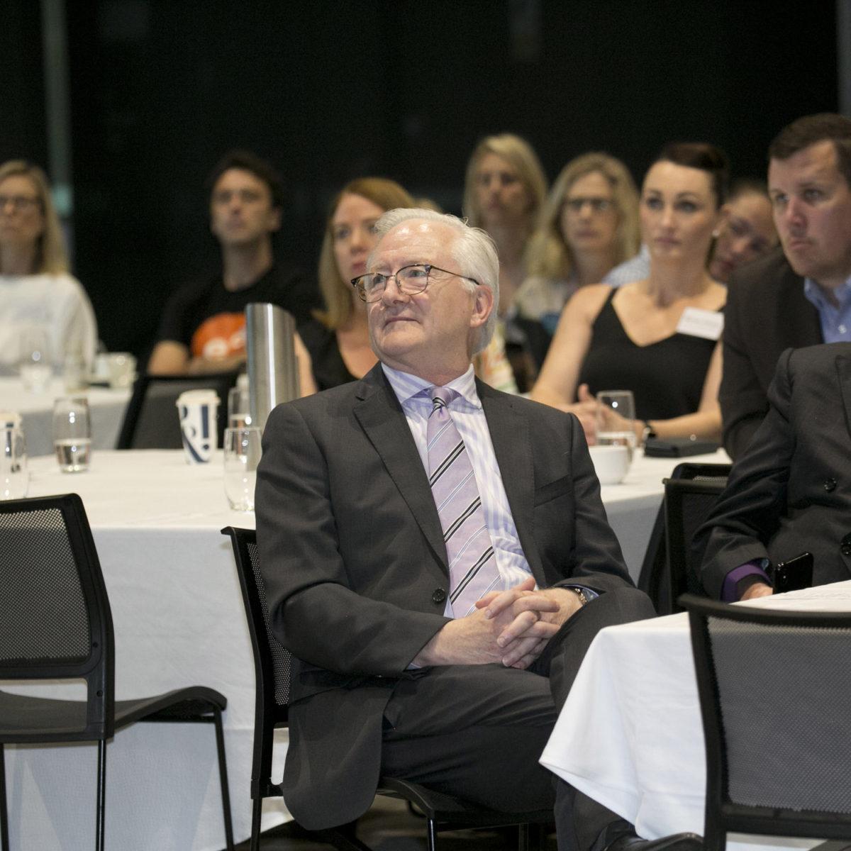 University of Sydney Senior Deputy Vice-Chancellor  Professor Stephen Garton