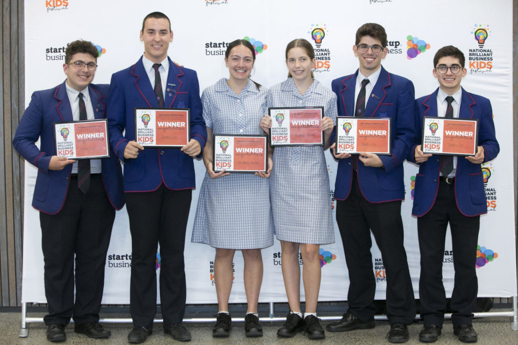 The 2019 National Pitch Competition Winners